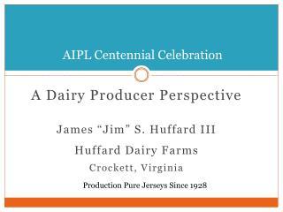 AIPL Centennial Celebration