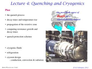 Lecture 4: Quenching and Cryogenics
