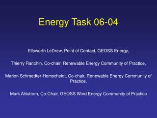 Energy Task 06-04