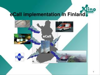 eCall implementation in Finland