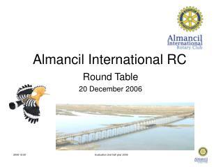 Almancil International RC