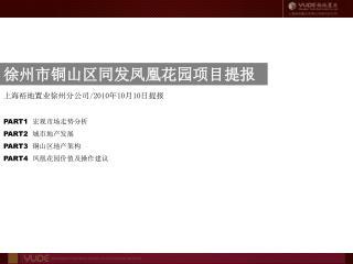 徐州市铜山区同发凤凰花园项目提报