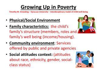 Physical/Social Environment
