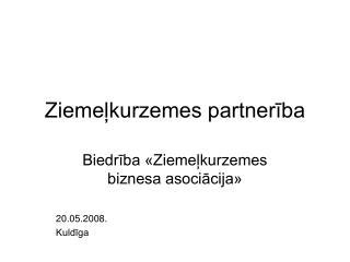 Ziemeļkurzemes partnerība