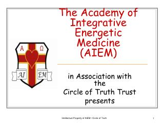 The Academy of Integrative Energetic Medicine (AIEM)