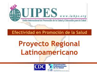 Proyecto Regional Latinoamericano