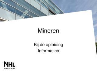 Minoren