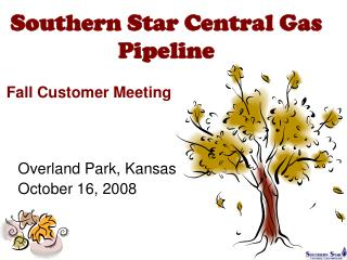 Southern Star Central Gas Pipeline