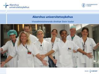 Akershus universitetssykehus