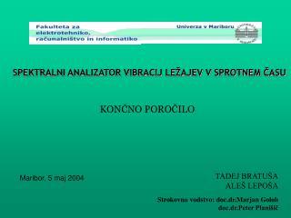 Maribor, 5 maj 2004