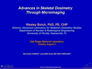 Advances in Skeletal Dosimetry  Through Microimaging