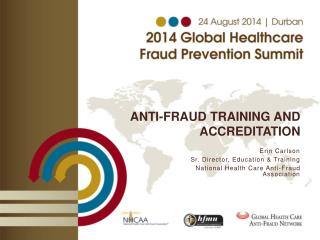 Anti-Fraud Training and Accreditation