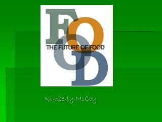 Kimberly McCoy