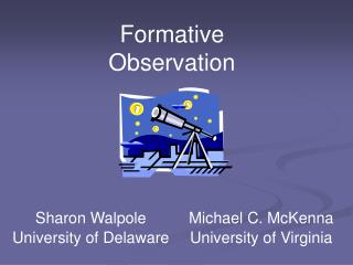 Michael C. McKenna University of Virginia