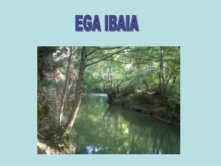 EGA IBAIA