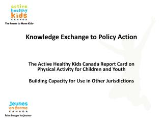 Knowledge Exchange to Policy Action