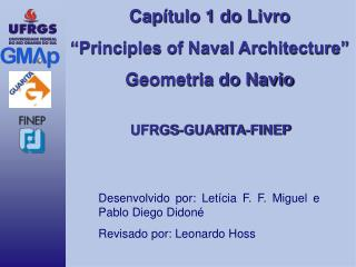 UFRGS-GUARITA-FINEP
