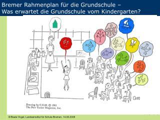 Bremer Rahmenplan f r die Grundschule    Was erwartet die Grundschule vom Kindergarten