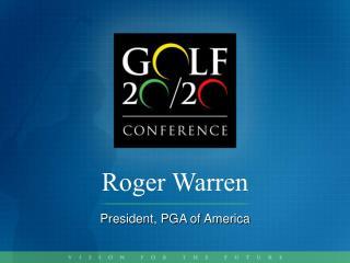Roger Warren