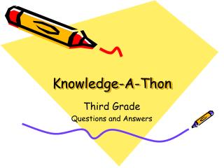 Knowledge-A-Thon