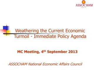 ASSOCHAM National Economic Affairs Council
