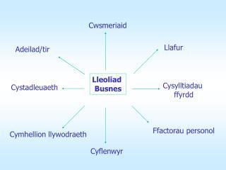 Lleoliad  Busnes