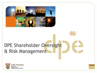 DPE Shareholder Oversight & Risk Management