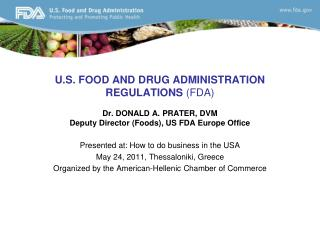 Presented at: How to do business in the USA May 24, 2011, Thessaloniki, Greece