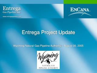 Entrega Project Update