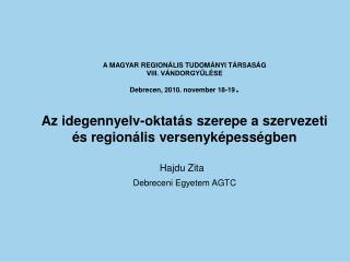 Hajdu Zita
