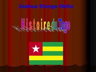 H i s t o i r e du Togo