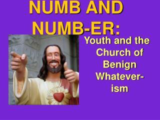 NUMB AND NUMB-ER: