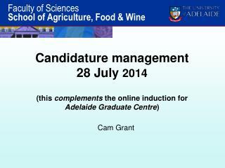 Cam Grant