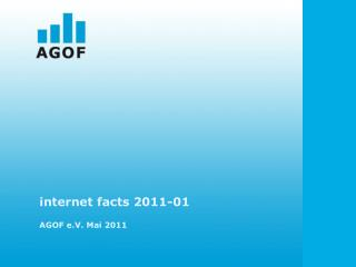 internet facts 2011-01