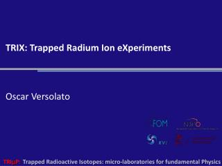 TRI m P : Trapped Radioactive Isotopes: micro-laboratories for fundamental Physics