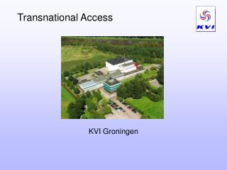 KVI Groningen