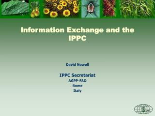 Information Exchange and the IPPC