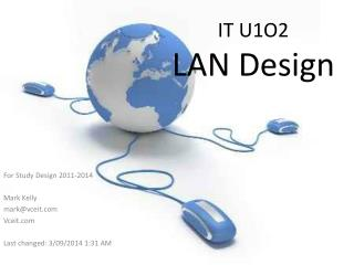 IT U1O2 LAN Design