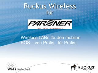 Ruckus Wireless für