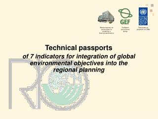 Technical passports