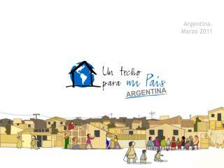 Argentina Marzo 2011