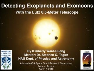 Detecting Exoplanets and Exomoons