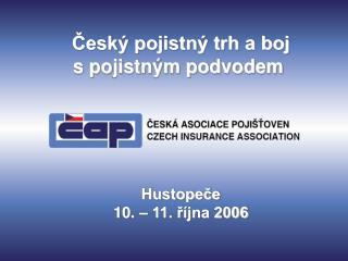 Hustopeče 10. – 11. října 2006