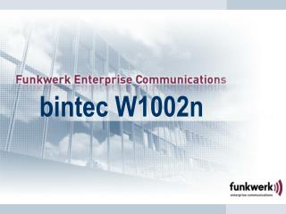 bintec W1002n