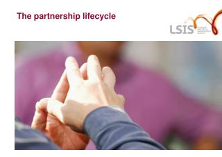 The partnership lifecycle
