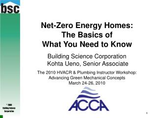 Net-Zero Energy Homes: The Basics of  What You Need to Know