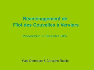 Yves Demeuse & Christine Ruelle