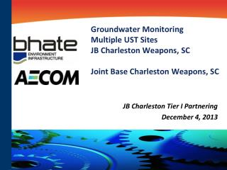 JB Charleston Tier I Partnering December 4, 2013