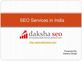 SEO Services Chandigarh