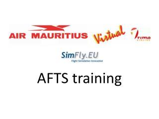 AFTS training